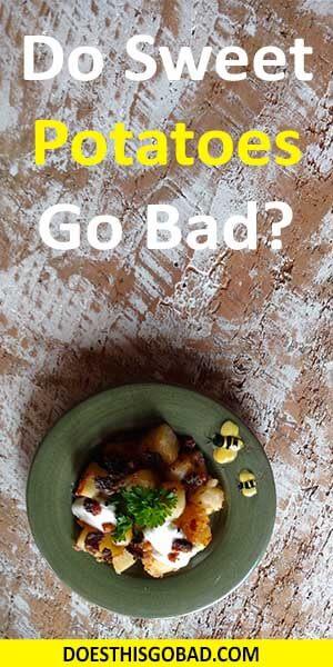 Can Sweet Potatoes Go Bad