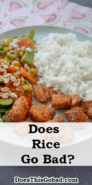 What Happens if you Eat Spoiled Rice